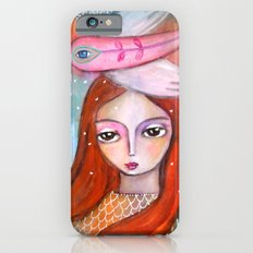 Blessings - girl art Slim Case iPhone 6s
