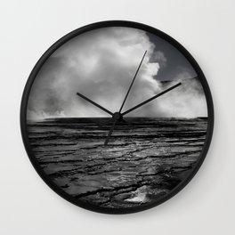 Tatio Geysers / Atacama  Wall Clock
