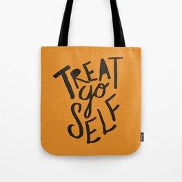 Halloween Treat Yo Self Tote Bag