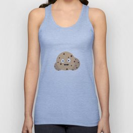chocolate chips cookies Unisex Tank Top