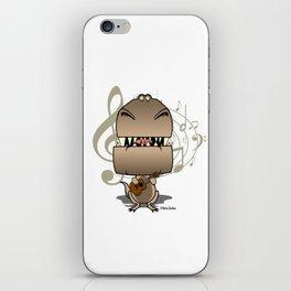 T-Rex Ukulele Baby iPhone Skin