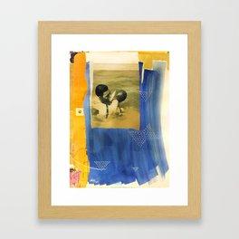 Boys of Summer Framed Art Print