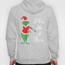 Grinches christmas - Floss Like A Boss Hoody