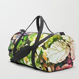 Scattered Blooms And Verdure Duffle Bag