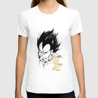 dragonball T-shirts featuring Dragonball Z - Pride by Straife01