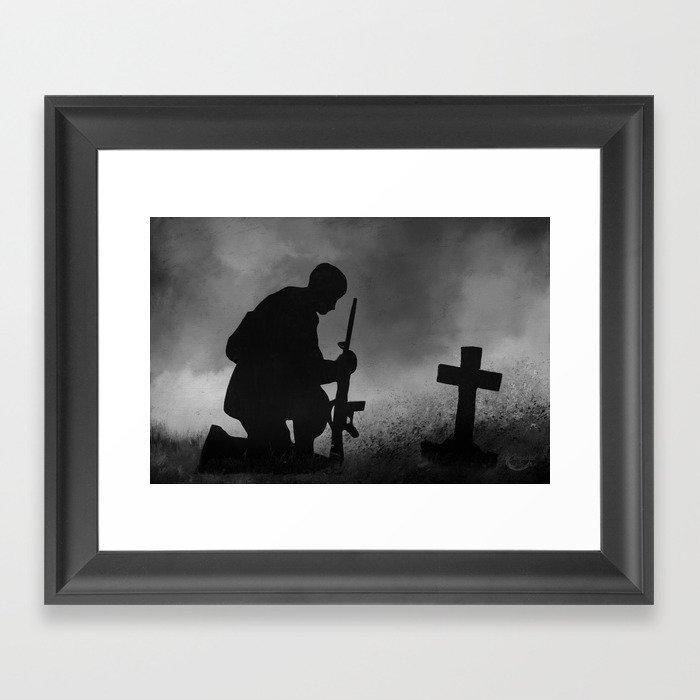 Sacrifice Gerahmter Kunstdruck