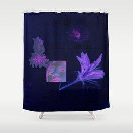 SAGO PLASTICO Shower Curtain