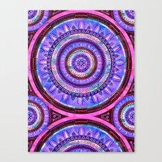 Mandala #2a Canvas Print