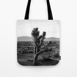 Joshua Tree Sunrise III Tote Bag