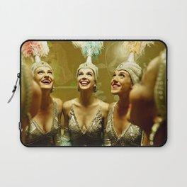 1950's Showgirls Laptop Sleeve