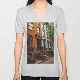 Brooklyn Heights II Unisex V-Neck