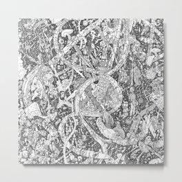 MMav Pillow 2. Metal Print