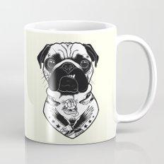 Dog - Tattooed Pug Mug