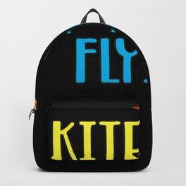Delta Glider Hang Gliding Kite Gift Backpack
