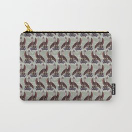 skater ostrich Carry-All Pouch