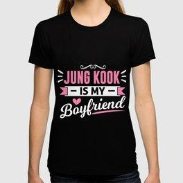 K-Pop Pop Music Star Singer Korean Music T-shirt