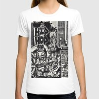 hip hop T-shirts featuring Hip Hop by J. Unger Photography