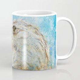 Expressive Bald Eagle Coffee Mug