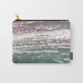 Violet-green cloud Carry-All Pouch