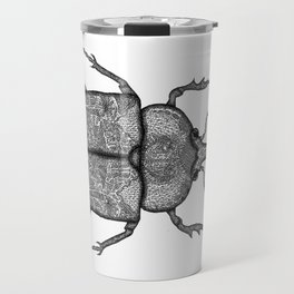 Rhino Beetle Travel Mug