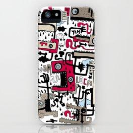 Sim Jam iPhone Case