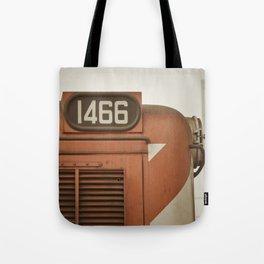 1466 Tote Bag