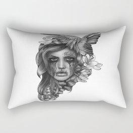 REBEL REBEL Rectangular Pillow
