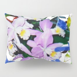 ORCHIDS that I love.                                         by Kay Lipton Pillow Sham