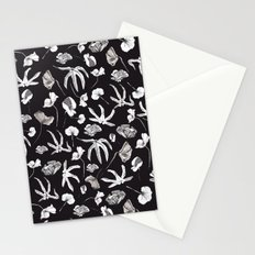 Plastic jungle pattern Stationery Cards