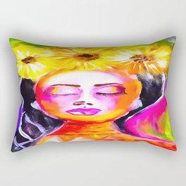 Beautiful Dream Rectangular Pillow