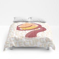 Cupcake Squid Comforters