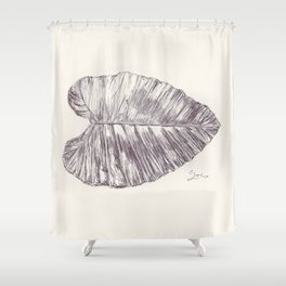 BALLEPN TRAVEL IN LAOS 2 Shower Curtain
