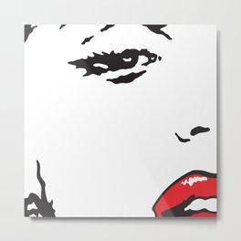 Marilyn 1 Metal Print