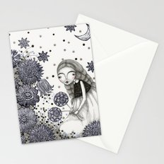 Summer's Night Stationery Cards