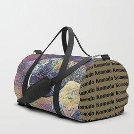 Komodo Dragon Duffle Bag