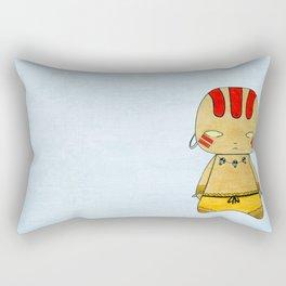 A Boy - Dhalsim Rectangular Pillow