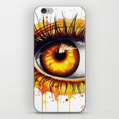 -Soul fire- iPhone & iPod Skin