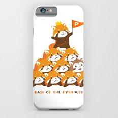 RED PANDA: PYRAMID iPhone 6s Slim Case