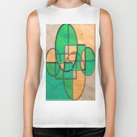 equality Biker Tanks featuring Sublime Equality by Robin Curtiss
