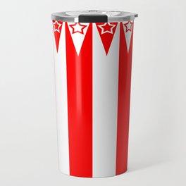 Big Top Stripes Travel Mug
