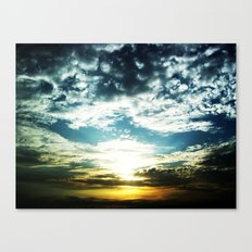 After My Grandfather Passed Canvas Print