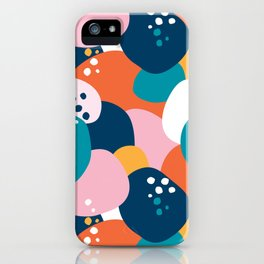 Blobby iPhone Case