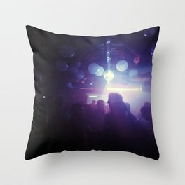 Meet Me Under The Disco Ball Throw Pillow