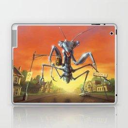 A Shocker on Shock Street Laptop & iPad Skin