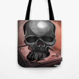 Ace of Spades #1 Tote Bag
