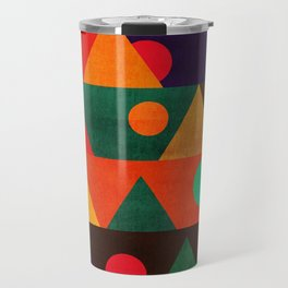 The moon phase Travel Mug