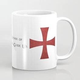 AC Templar - May The Father of Understanding Guide Us Coffee Mug