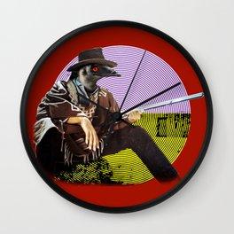 Clint Emu Wall Clock