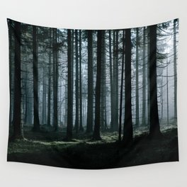 Mystery forest Wall Tapestry