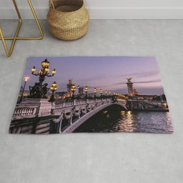Nights in Paris Rug